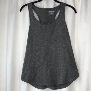 Layer 8 Performance Gray Athletic Tank Top